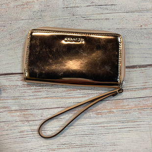 Primary Photo - BRAND: COACH STYLE: WRISTLET COLOR: PINK SKU: 217-217153-8091