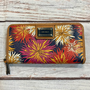 Primary Photo - BRAND: NINE WEST STYLE: WALLET COLOR: FLORAL SIZE: LARGE SKU: 217-217182-1856