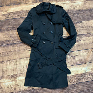 Primary Photo - BRAND: DKNY STYLE: JACKET OUTDOOR COLOR: BLACK SIZE: XS SKU: 217-217104-35506