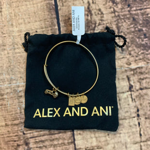 Primary Photo - BRAND: ALEX AND ANI STYLE: BRACELET COLOR: GOLD OTHER INFO: NEW! $32 CAR SKU: 217-217182-5624