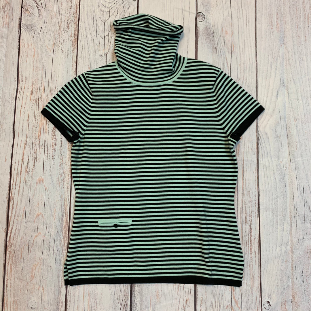 Primary Photo - BRAND: CARLISLE <BR>STYLE: TOP SHORT SLEEVE BASIC <BR>COLOR: STRIPED <BR>SIZE: M <BR>SKU: 217-217144-2540