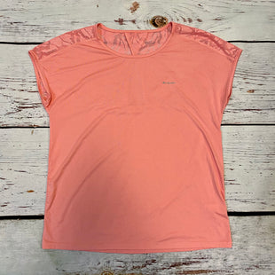 Primary Photo - BRAND: COLUMBIA STYLE: ATHLETIC TOP SHORT SLEEVE COLOR: PINK SIZE: L SKU: 217-217196-773