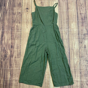 Primary Photo - BRAND: OLD NAVY STYLE: DRESS LONG SLEEVELESS COLOR: GREEN SIZE: L OTHER INFO: JUMPSUIT SKU: 217-217193-12