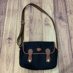 Primary Photo - BRAND: LONGCHAMP STYLE: HANDBAG DESIGNER COLOR: BLACK SIZE: MEDIUM OTHER INFO: NYLON MESSANGER SKU: 217-217104-35696