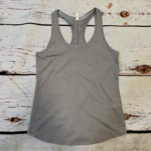 Primary Photo - BRAND: UNDER ARMOUR STYLE: ATHLETIC TANK TOP COLOR: GREY SIZE: S SKU: 217-217155-4880