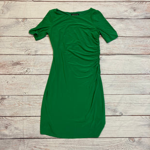 Primary Photo - BRAND: JONES NEW YORK STYLE: DRESS SHORT SHORT SLEEVE COLOR: GREEN SIZE: 12 OTHER INFO: RIBBED ON SIDE SKU: 257-257176-118