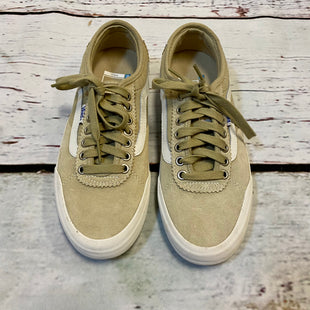 Primary Photo - BRAND: VANS STYLE: SHOES ATHLETIC COLOR: BROWN SIZE: 6.5 SKU: 217-217167-1861