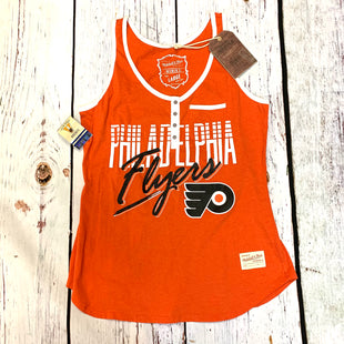 Primary Photo - BRAND: MITCHEL & NESSSTYLE: ATHLETIC TANK TOP COLOR: ORANGE SIZE: L OTHER INFO: NEW! FLYERS SKU: 217-217155-2411