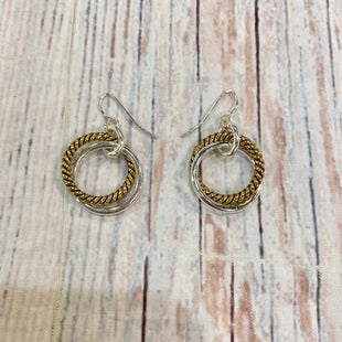 Primary Photo - BRAND:    CLOTHES MENTOR STYLE: EARRINGS COLOR: GOLD SILVER SKU: 217-217182-9887