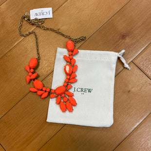 Primary Photo - BRAND: J CREW STYLE: NECKLACE COLOR: ORANGE SKU: 217-217182-1160