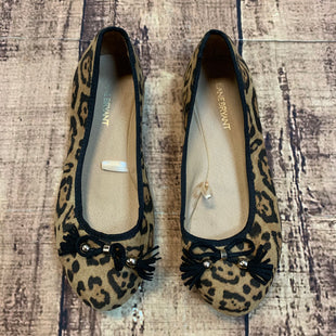 Primary Photo - BRAND: LANE BRYANT STYLE: SHOES FLATS COLOR: ANIMAL PRINT SIZE: 9 SKU: 217-217104-35539