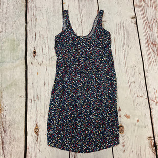 Primary Photo - BRAND: GAP O STYLE: DRESS SHORT SLEEVELE COLOR: FLORAL SIZE: XS OTHER INFO: NWT! NAVY W/RED/BLUE SKU: 257-257180-137
