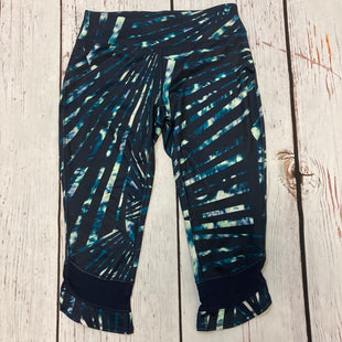 Primary Photo - BRAND: TEK GEAR STYLE: ATHLETIC CAPRIS COLOR: BLUE GREEN SIZE: M SKU: 217-217182-9516