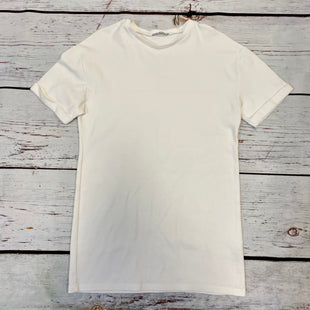 Primary Photo - BRAND: ZARA BASIC STYLE: DRESS SHORT SHORT SLEEVE COLOR: WHITE SIZE: M SKU: 257-25797-1660