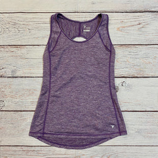 Primary Photo - BRAND: OLD NAVY STYLE: ATHLETIC TANK TOP COLOR: PURPLE SIZE: XS SKU: 217-217104-37483