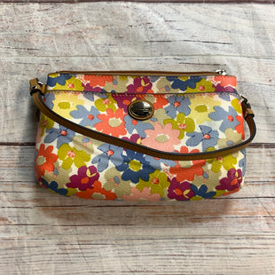 Primary Photo - BRAND: COACH STYLE: WRISTLET COLOR: FLORAL OTHER INFO: PINK BLUE RED PURPLE SKU: 217-217104-38587