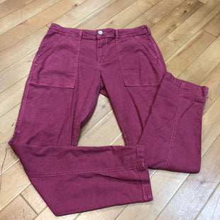 Primary Photo - BRAND: ANTHROPOLOGIE STYLE: PANTS COLOR: RED SIZE: 6 SKU: 217-217104-27894