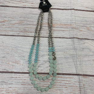 Primary Photo - BRAND:    STYLE: NECKLACE COLOR: TEAL SKU: 217-217182-3524