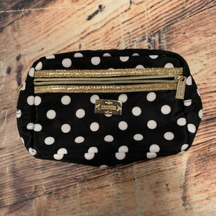 Primary Photo - BRAND: NANETTE LEPORE STYLE: MAKEUP BAG COLOR: BLACK WHITE SIZE: 01 PIECE SKU: 217-217176-36