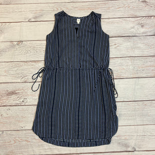 Primary Photo - BRAND: GAP STYLE: DRESS SHORT SLEEVELE COLOR: BLUE SIZE: XS OTHER INFO: W/WHITE LITTLE DOTS SKU: 257-257100-354