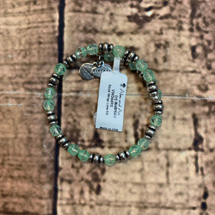 Primary Photo - BRAND: ALEX AND ANI STYLE: BRACELET COLOR: GREEN OTHER INFO: NEW! SKU: 217-217182-5625