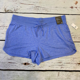 Primary Photo - BRAND: GAPFIT STYLE: ATHLETIC SHORTS COLOR: PERIWINKLE SIZE: XL OTHER INFO: NEW! BRUSHED TECH JERSEY SKU: 217-217104-38107