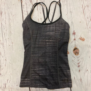 Primary Photo - BRAND: UNDER ARMOUR STYLE: ATHLETIC TANK TOP COLOR: GREY SIZE: S SKU: 217-217196-810