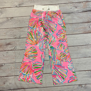 Primary Photo - BRAND: LILLY PULITZER STYLE: PANTS COLOR: FLORAL SIZE: S SKU: 217-217182-9254