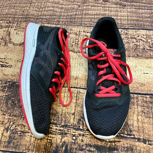 Primary Photo - BRAND: ASICS STYLE: SHOES ATHLETIC COLOR: PINKBLACK SIZE: 7.5 SKU: 217-217104-34748
