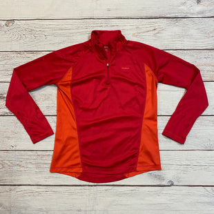 Primary Photo - BRAND: REEBOK STYLE: ATHLETIC TOP COLOR: ORANGEPINK SIZE: L SKU: 217-217104-37482