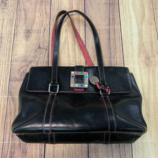 Primary Photo - BRAND: DOONEY AND BOURKE STYLE: HANDBAG COLOR: BLACK SIZE: MEDIUM SKU: 257-257180-1512R