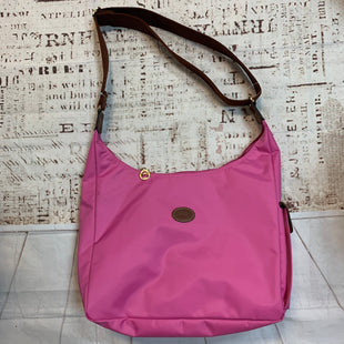 Primary Photo - BRAND: LONGCHAMP STYLE: HANDBAG DESIGNER COLOR: PINK SIZE: LARGE SKU: 217-217104-37040