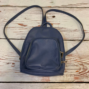 Primary Photo - BRAND: INC STYLE: BACKPACK COLOR: BLUE SIZE: SMALL SKU: 217-217182-8803