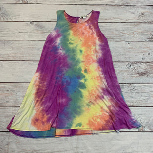 Primary Photo - BRAND:    JAIME AND LAYLASTYLE: DRESS SHORT SLEEVELESS COLOR: TIE DYE SIZE: XL OTHER INFO: JAIME AND LAYLA - SKU: 217-217144-9305