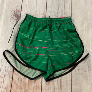 Primary Photo - BRAND: NIKE STYLE: ATHLETIC SHORTS COLOR: GREEN SIZE: S SKU: 217-217182-9360