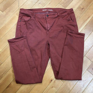 Primary Photo - BRAND: OLD NAVY STYLE: PANTS COLOR: ORANGE SIZE: 18 SKU: 217-217182-3172