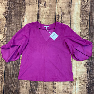Primary Photo - BRAND: ANA CATESTYLE: TOP SHORT SLEEVE COLOR: FUSCHIA SIZE: XS OTHER INFO: ANNA CATE - NWT $208 SKU: 217-217144-8935.