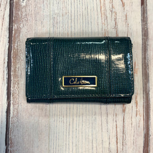 Primary Photo - BRAND: COLE-HAAN STYLE: WALLET COLOR: TEAL SIZE: SMALL SKU: 217-217104-38126