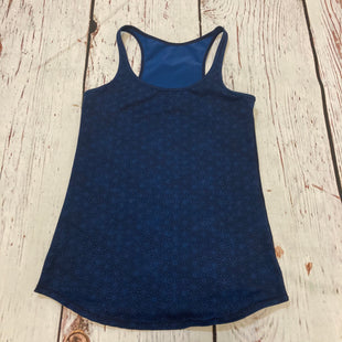 Primary Photo - BRAND: LULULEMON STYLE: ATHLETIC TANK TOP COLOR: NAVY SIZE: S SKU: 217-217196-586