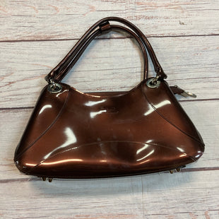Primary Photo - BRAND: BEIJO STYLE: HANDBAG DESIGNER COLOR: BRONZE SIZE: MEDIUM SKU: 257-25748-3474