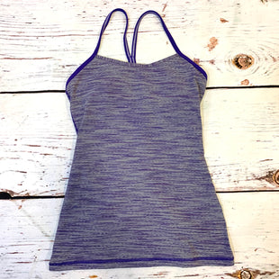 Primary Photo - BRAND: LULULEMON STYLE: ATHLETIC TANK TOP COLOR: PURPLE SIZE: 6 SKU: 217-217196-428