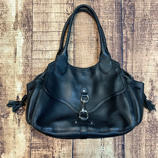 Primary Photo - BRAND: COLE-HAAN STYLE: HANDBAG DESIGNER COLOR: BLACK SIZE: MEDIUM OTHER INFO: AS IS SKU: 217-217104-35405