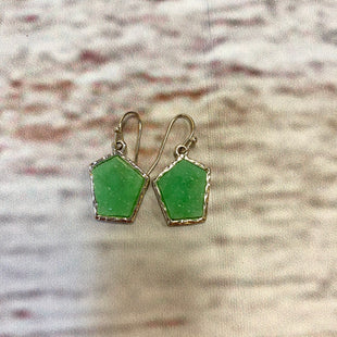 Primary Photo - BRAND:    CLOTHES MENTOR STYLE: EARRINGS COLOR: GREEN SKU: 217-217153-7709