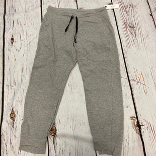 Primary Photo - BRAND: CALVIN KLEIN STYLE: ATHLETIC PANTS COLOR: GREY SIZE: L OTHER INFO: NEW! SKU: 217-217182-10064