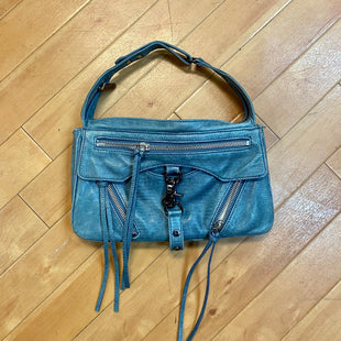 Primary Photo - BRAND: BOTKIER STYLE: HANDBAG DESIGNER COLOR: TEAL SIZE: MEDIUM OTHER INFO: XBODY-GOLD/SILVER TRIMS SKU: 217-217154-2554R