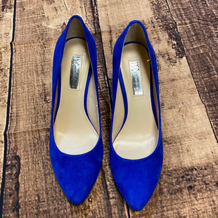 Primary Photo - BRAND: INC STYLE: SHOES HIGH HEEL COLOR: BLUE SIZE: 9 SKU: 217-217104-34400