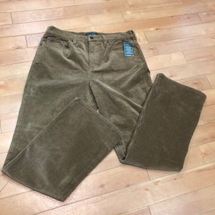 Primary Photo - BRAND: RALPH LAUREN STYLE: PANTS COLOR: BROWN SIZE: 14 SKU: 217-217182-2275