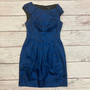 Primary Photo - BRAND: BANANA REPUBLIC STYLE: DRESS SHORT SLEEVELESS COLOR: BLUE SIZE: XS SKU: 217-217182-8194