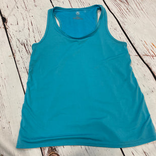 Primary Photo - BRAND: DAISY FUENTES STYLE: ATHLETIC TANK TOP COLOR: BLUE SIZE: M SKU: 217-217104-38985