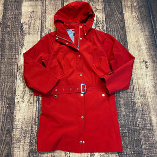 Primary Photo - BRAND: LONDON FOG STYLE: JACKET OUTDOOR COLOR: RED SIZE: 1X SKU: 217-217104-34240